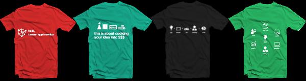 t-shirt wikufest