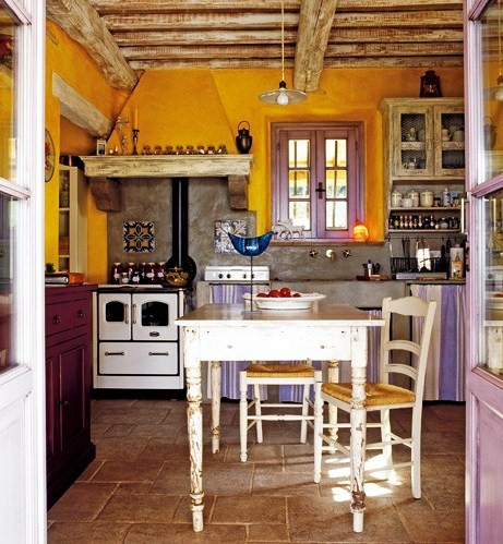 Charming Tuscany Country House With Provencal Feel