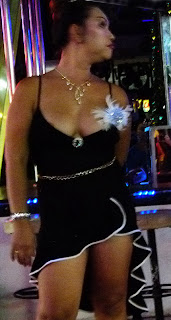 ladyboy at walking street
