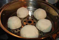 steam Chinese bread at home