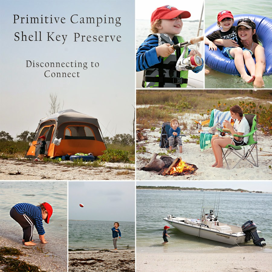 Fort Ann Primitive Camping: Joys Of The Journey: Primitive Camping On Shell Key Preserve