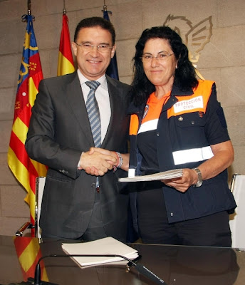 La Generalitat creará el Consejo Valenciano del Voluntariado de Protección Civil