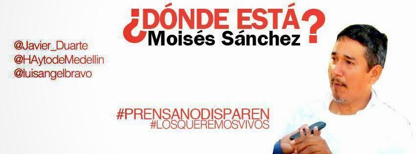 ACCIÓN URGENTE por #MoisésSánchez / Urgent Action