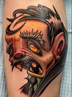 Awesome Tattoos, Tattooing