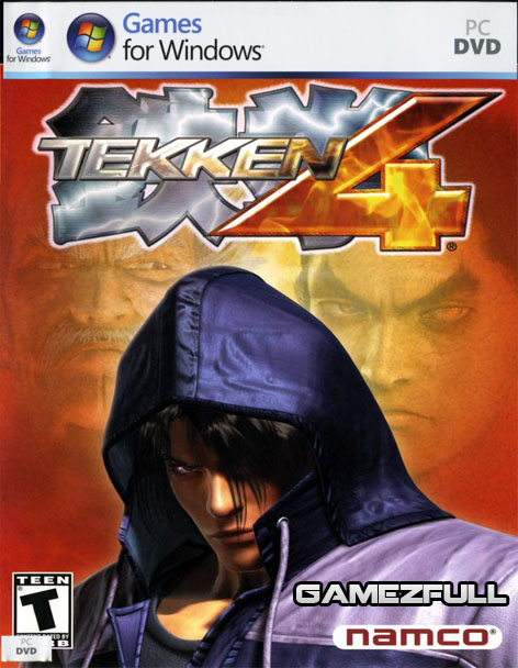 Tekken 4 para pc español 1 link por mega portable