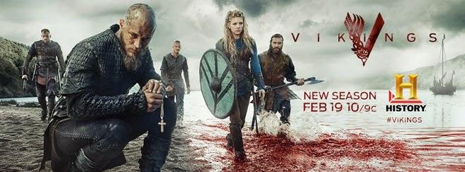 Vikings sezonul 3 episodul 2 ( The Wanderer )
