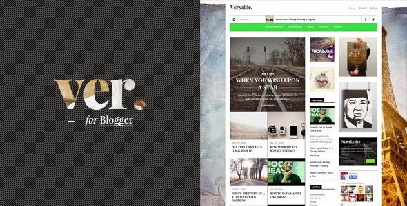 Top 11 blogger premium templates review