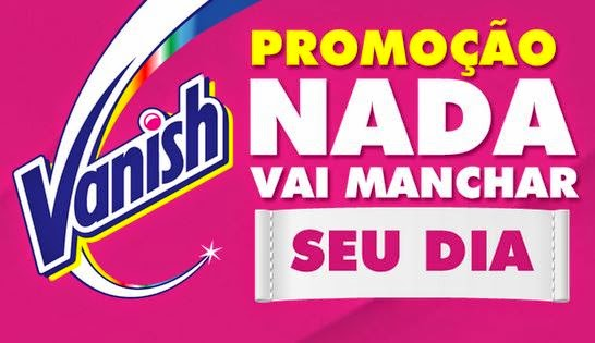Participar da promoção Vanish 2015