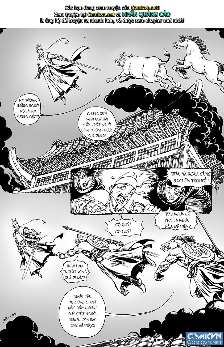 Chung Quỳ Truyền Kỳ Chapter 19 - Hamtruyen.vn