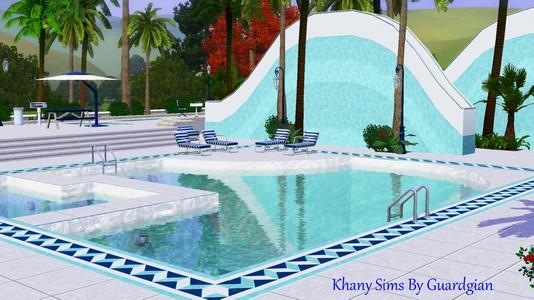 My sims 3 blog piscine municipale la vague 2 by guardgian for Sims 4 piscine a debordement