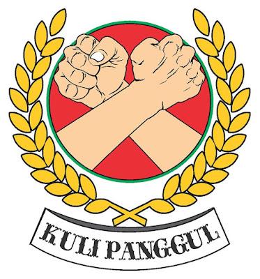 Kuli Panggul - Band Skin Punk / Oi Cimahi - Bandung logo artwork wallpaper