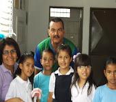 Niños beneficiados con el proyecto de Odontologia
