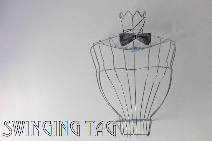 Swinging Tag