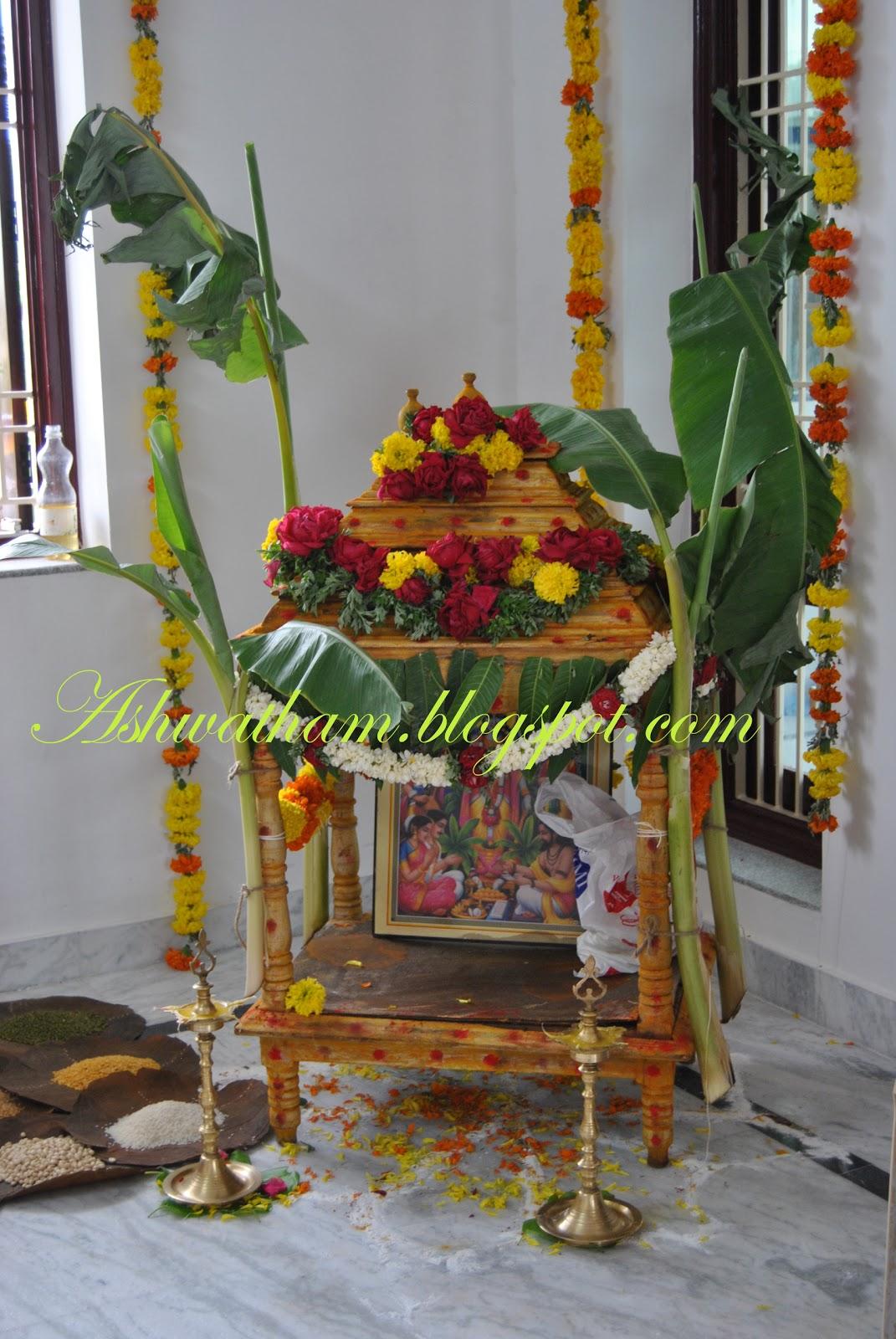Ashwatham Gruha Pravesham House Warming