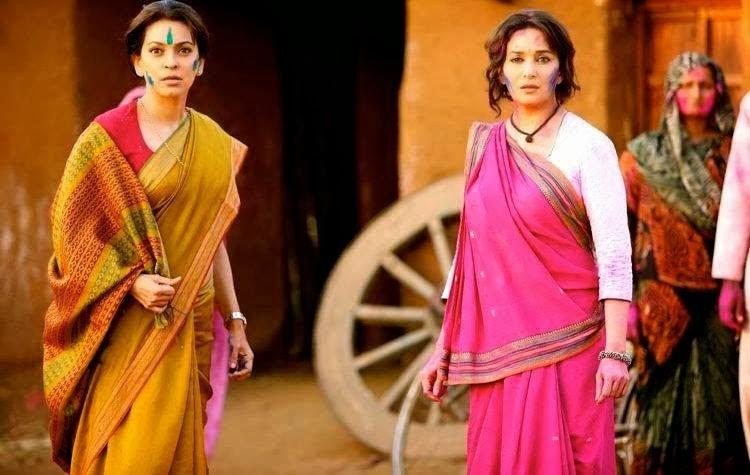 Madhuri Dixit, Juhi Chawla