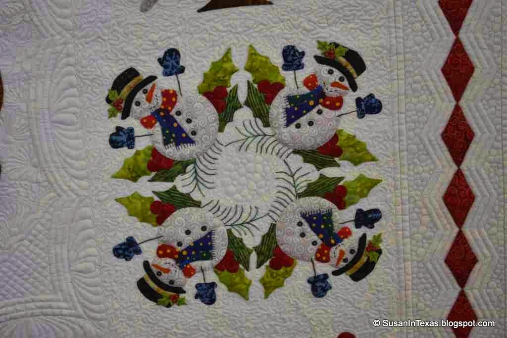 Susan's Texas Quilting Adventures: Dallas Quilt Celebration 2015 ... : twas the night before christmas quilt - Adamdwight.com