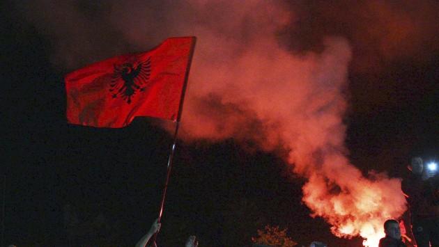 Ανθελληνικό ξέσπασμα στα Τίρανα