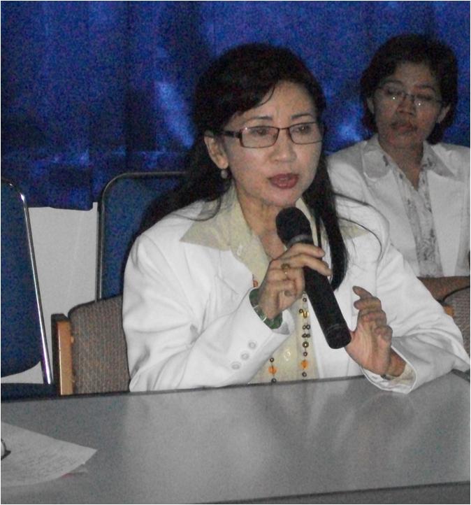 Dr. Nunik Agustriani Sp.B(K)BA