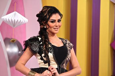 مريم حسين افضل ممثلة خليجية