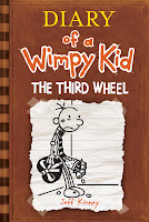 The-Third-Wheel-Jeff-Kinney