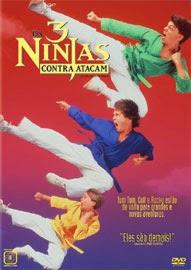 3 Ninjas Contra Atacam – Legendado (1994)