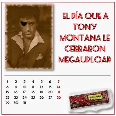 ony Montana y el cierre de Megaupload