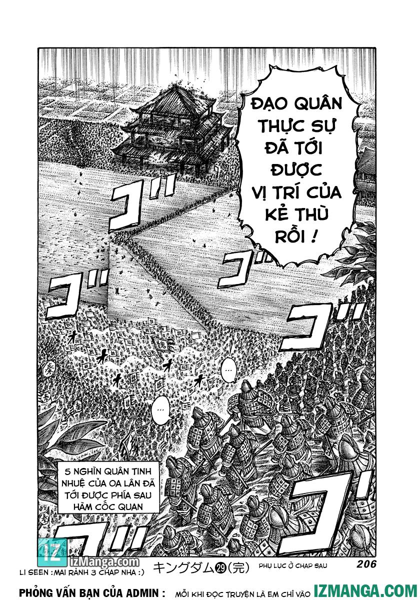 Kingdom – Vương Giả Thiên Hạ (Tổng Hợp) chap 316 page 19 - IZTruyenTranh.com
