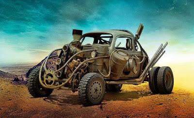Mad Max Fury Road FDK