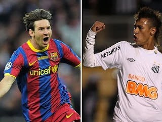 ¡Messi Vs Neymar! El mundial de Clubes decidirá