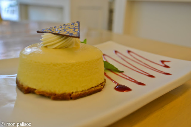 Cheesecake in Lemon I Cafe