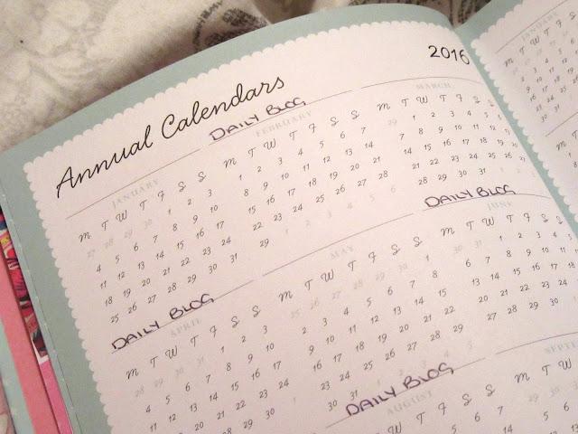 sprinkle of glitter diary