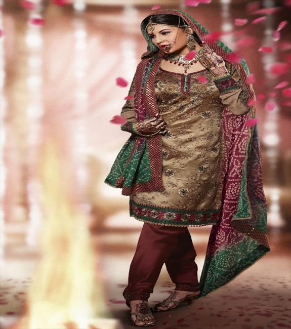 Sexy and Lush Salwar Kameez designs