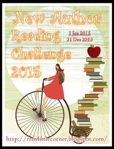 Reading Challenge 2015 #1