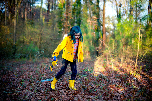 Coraline Cosplay - Kelly Is Nice Photograph | www.kellyisnice.com