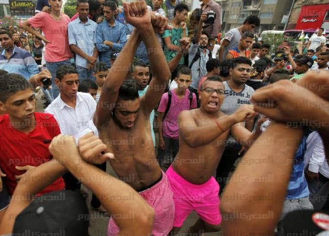 مصر: أغرب احتفال بعيد الفطر