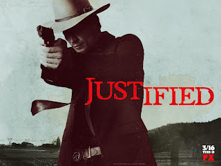 Justified Tv Series Marshal Raylan Givens HD Wallpaper