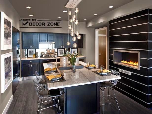modern kitchen lighting  kitchen collections, Kitchen