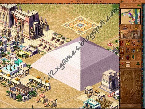 Free Download Games - Pharaoh Cleopatra