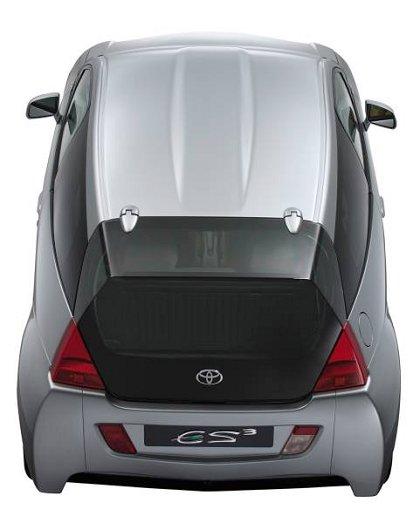 Foto Mobil Konsep Toyota ES3 09