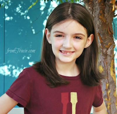 Katarina Age Nine