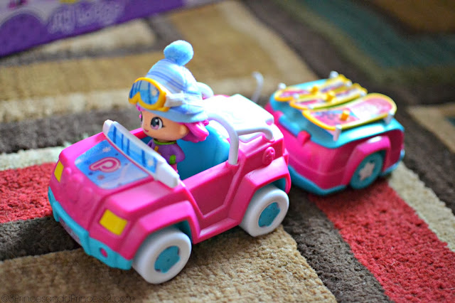 Pinypon Snow Adventure Car & Tow Giveaway