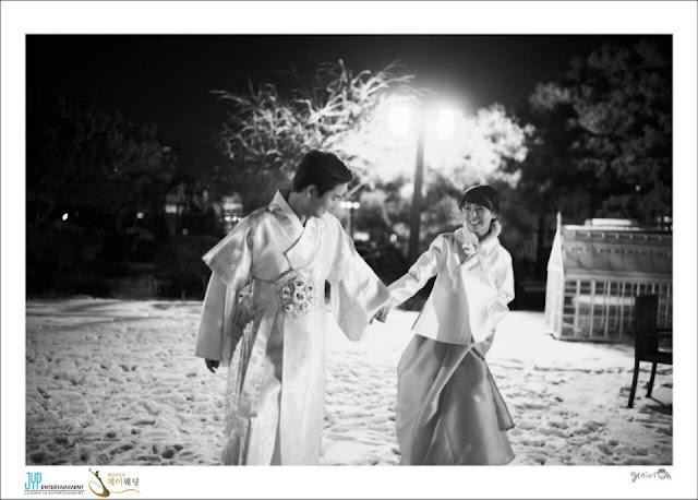 Pra-Wedding Sunye Wonder Girls