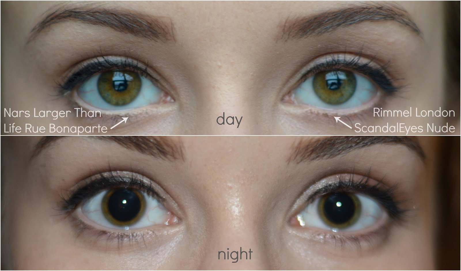 Nude Eye Liner