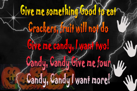 Halloween Trick or Treat Quotes and Sayings