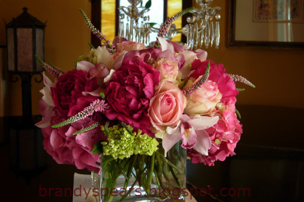 Brandy Spears - Floral Designer