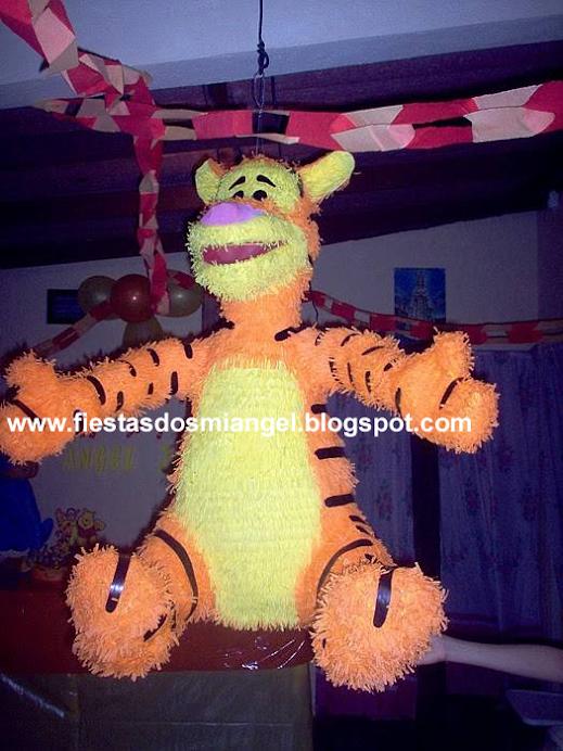 TIGER I (amigo de Winnie Pooh)