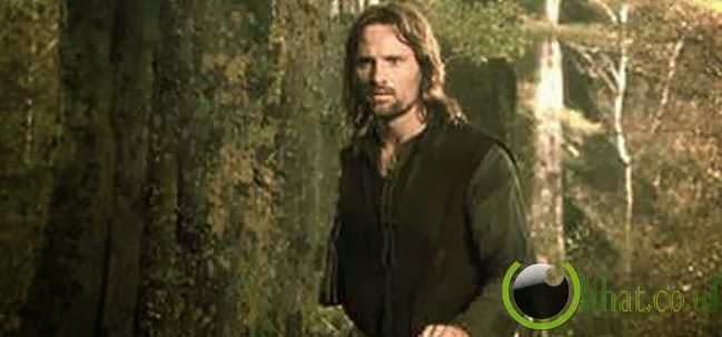 Sial benar jadi Aragorn