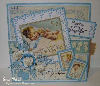 Marianne Design voorbeeldkaart