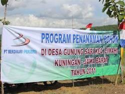 lowongan kerja PT Berdikari 2012