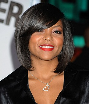 Black Woman with Bob Hairstyle